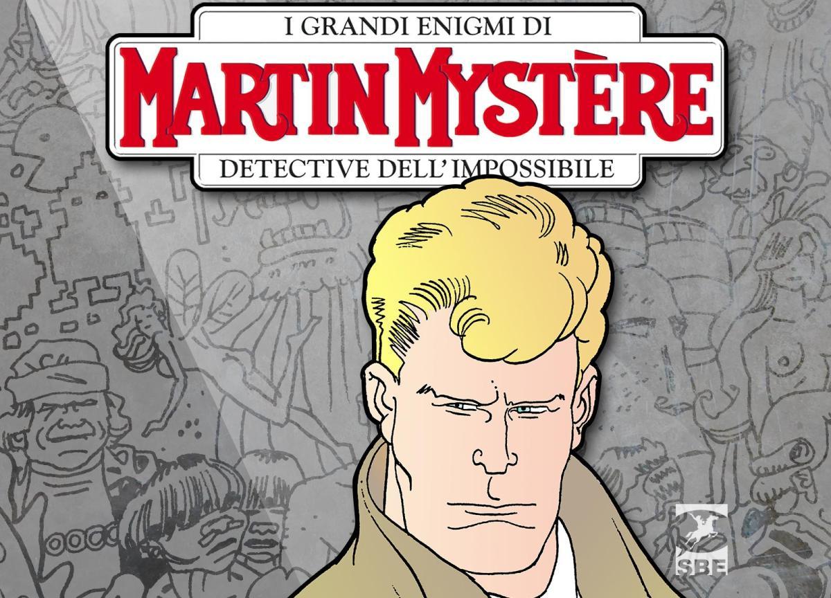 Martin Mystère, Roberto Giacobbo e il problema fondamentale con gli eroi Bonelli