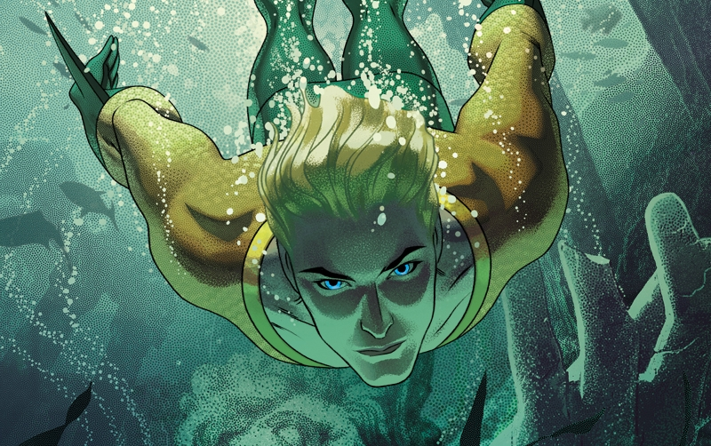 Fumetti di un certo livello – Aquaman: The Drowning di Dan Abnett