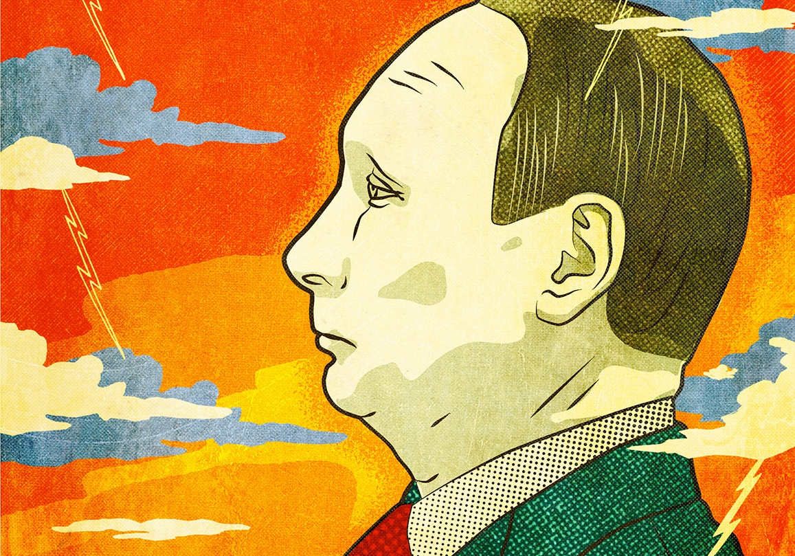 "Recensione – ""The Senility of Vladimir P."" di Michael Honig"